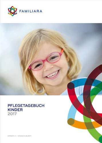 Pflegetagebuch Kinder